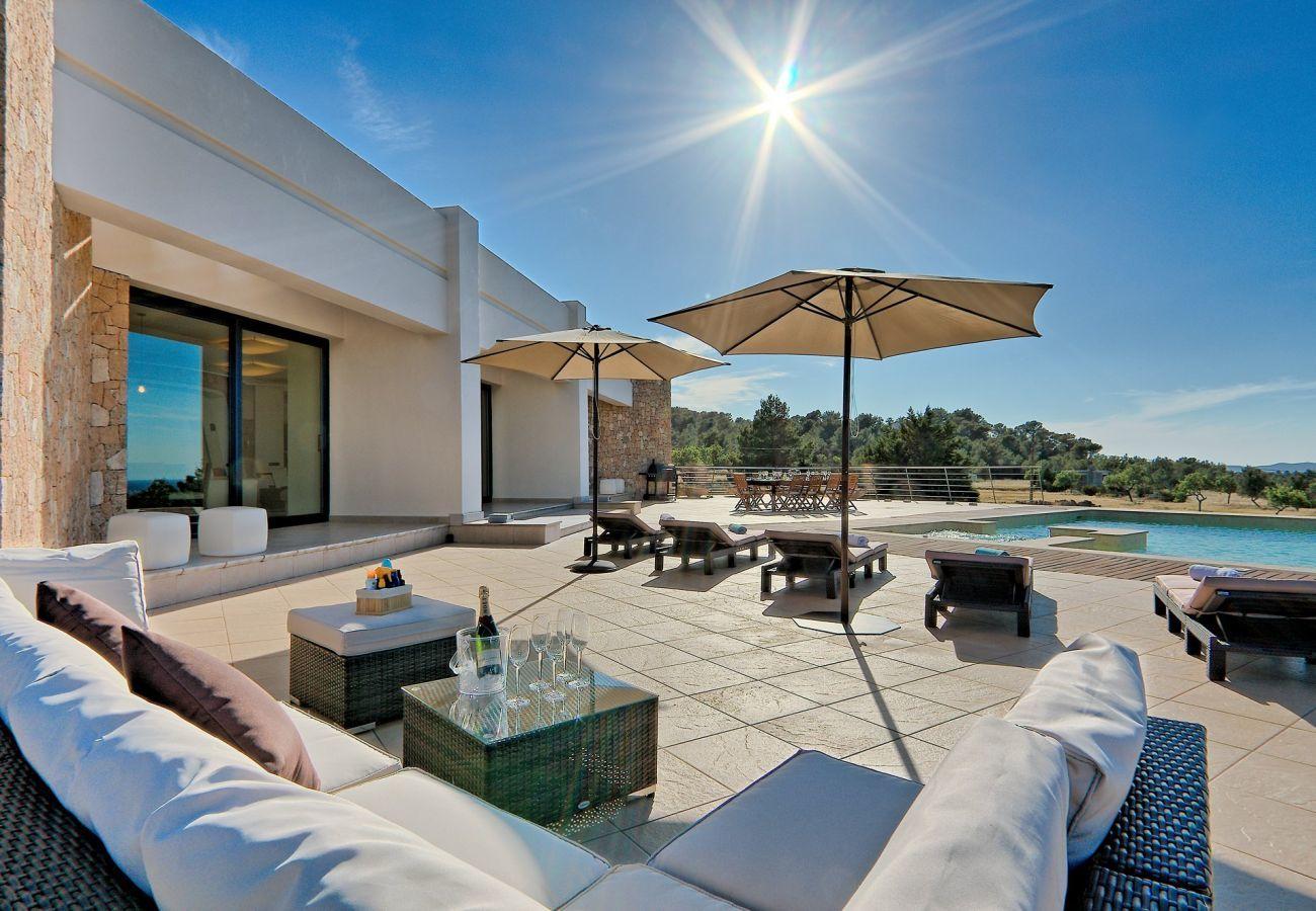 Villa à Sant Antoni de Portmany - VILLA KLARK