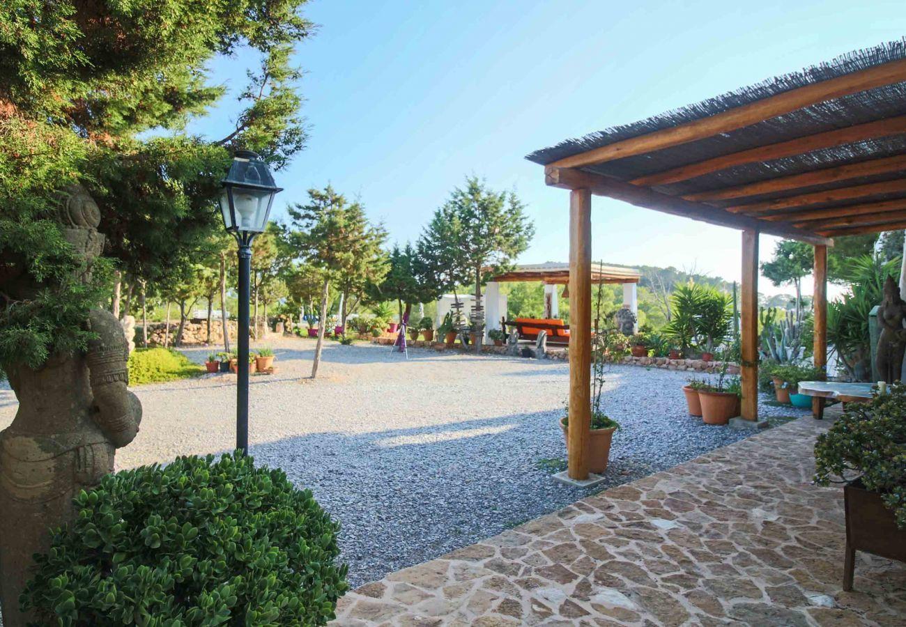 Villa à Sant Antoni de Portmany - VILLA SARAHMUK