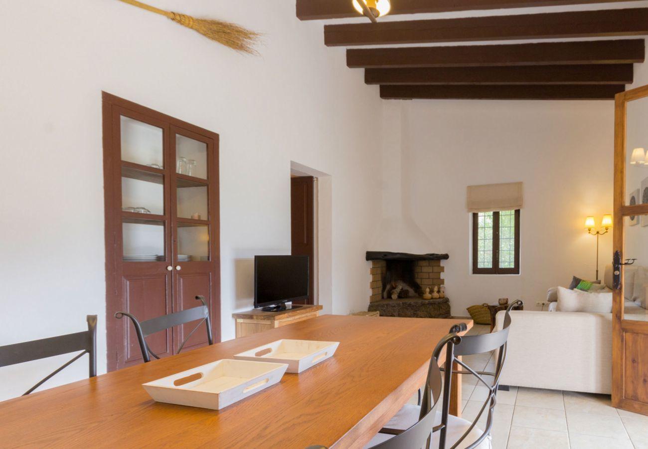 Maison à San Rafael de Sa Creu/ Sant Rafael de Sa Creu - CASA PEPITA