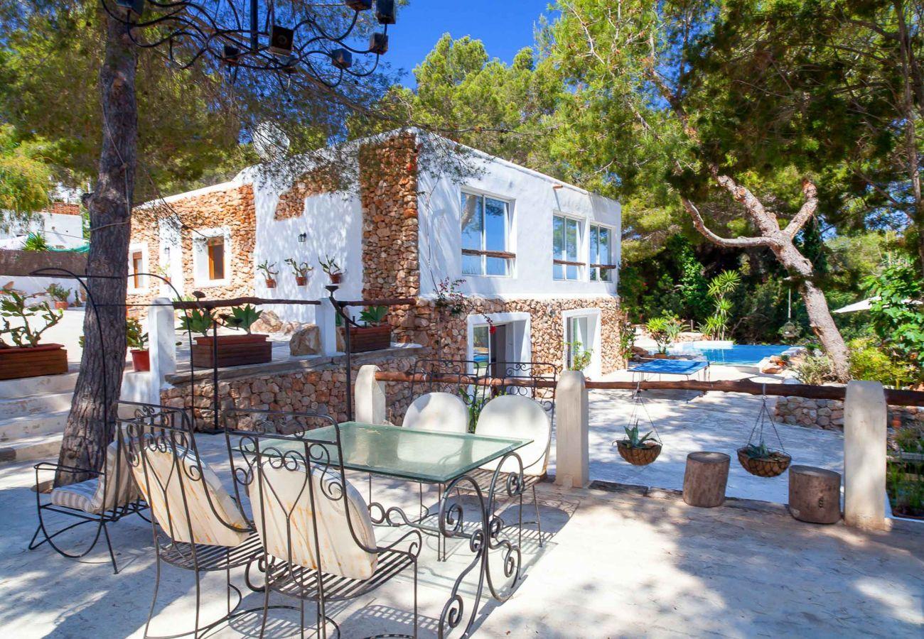 Villa à Sant Josep de Sa Talaia - VILLA HAVELI