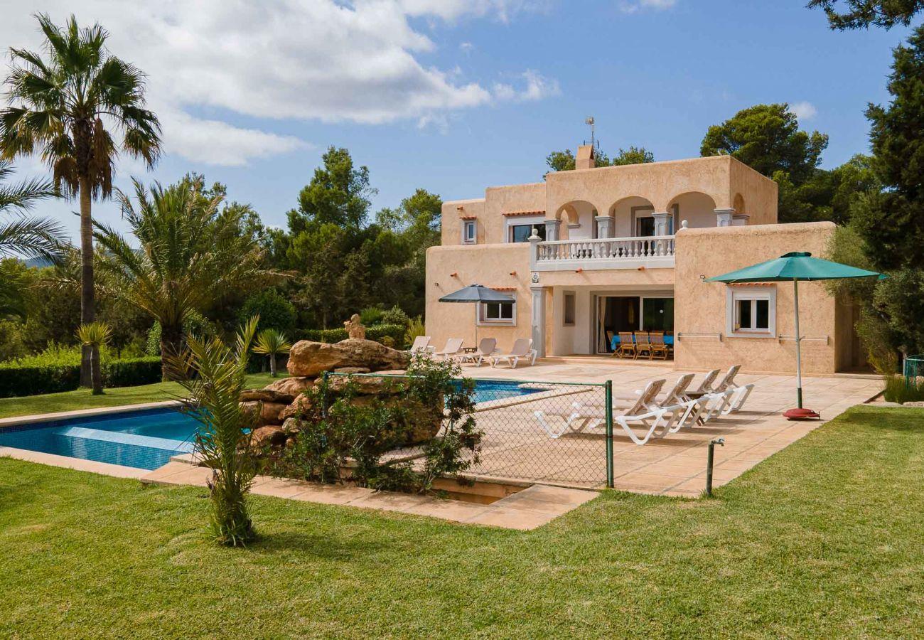 Villa à Sant Josep de Sa Talaia - VILLA COQUETA