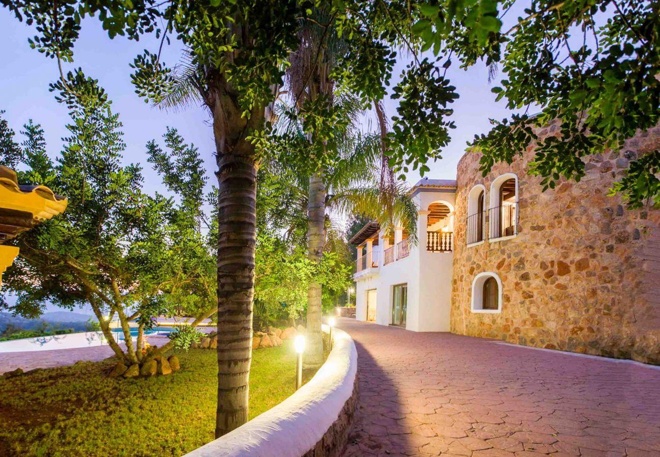 Villa à San Rafael de Sa Creu/ Sant Rafael de Sa Creu - VILLA BELLA