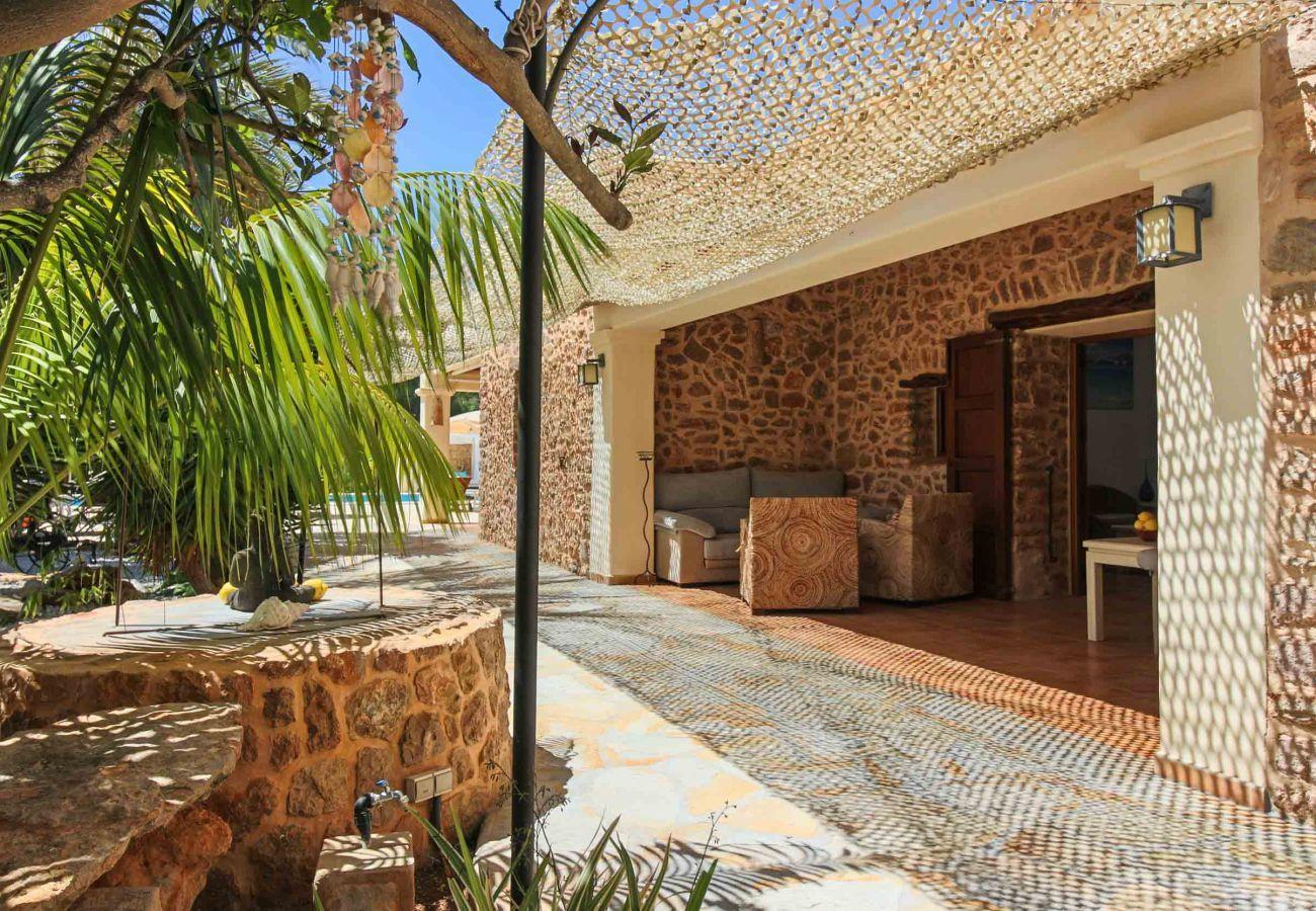 Villa à Santa Eulalia des Riu - CASA CAMA