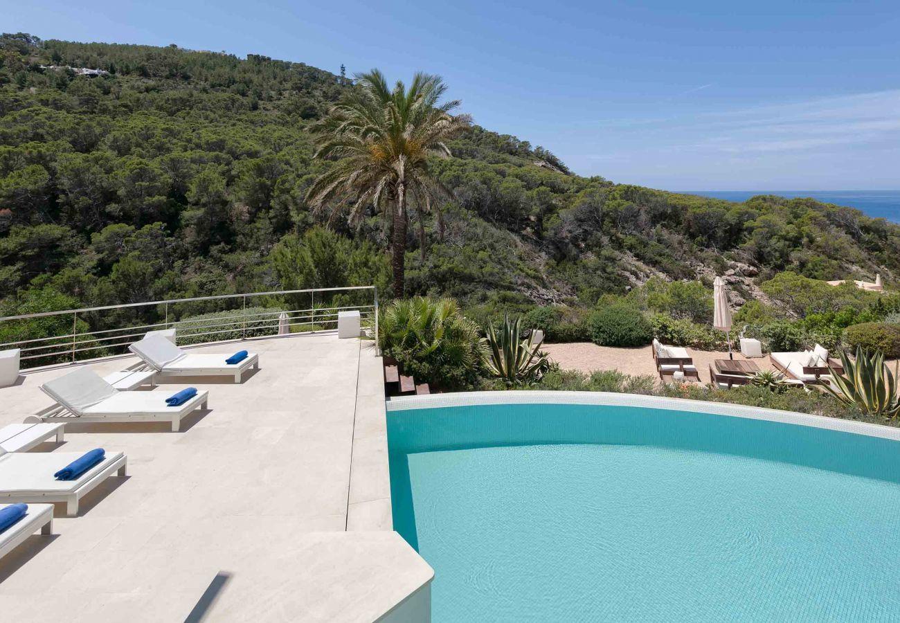 Villa à Sant Josep de Sa Talaia - VILLA VADELLA