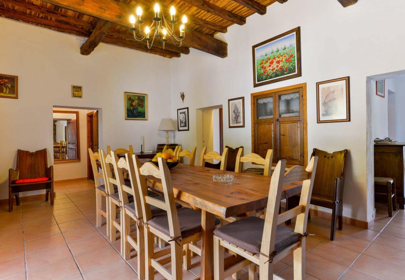 Gîte Rural à San Agustín / Sant Agustí d´ es Vedrà - CASA BERRY