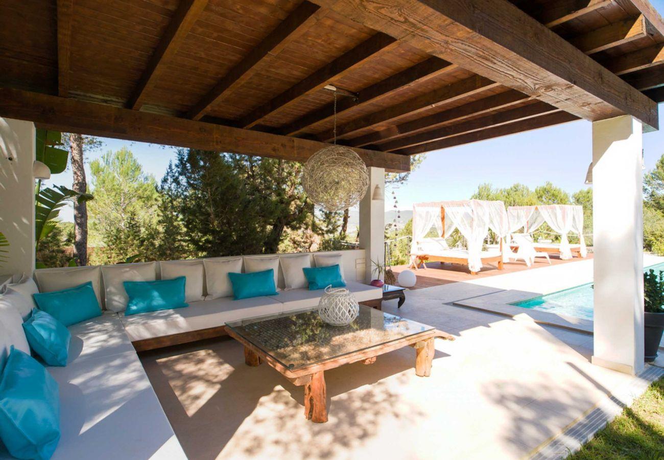 Villa à Sant Josep de Sa Talaia - VILLA MANXA