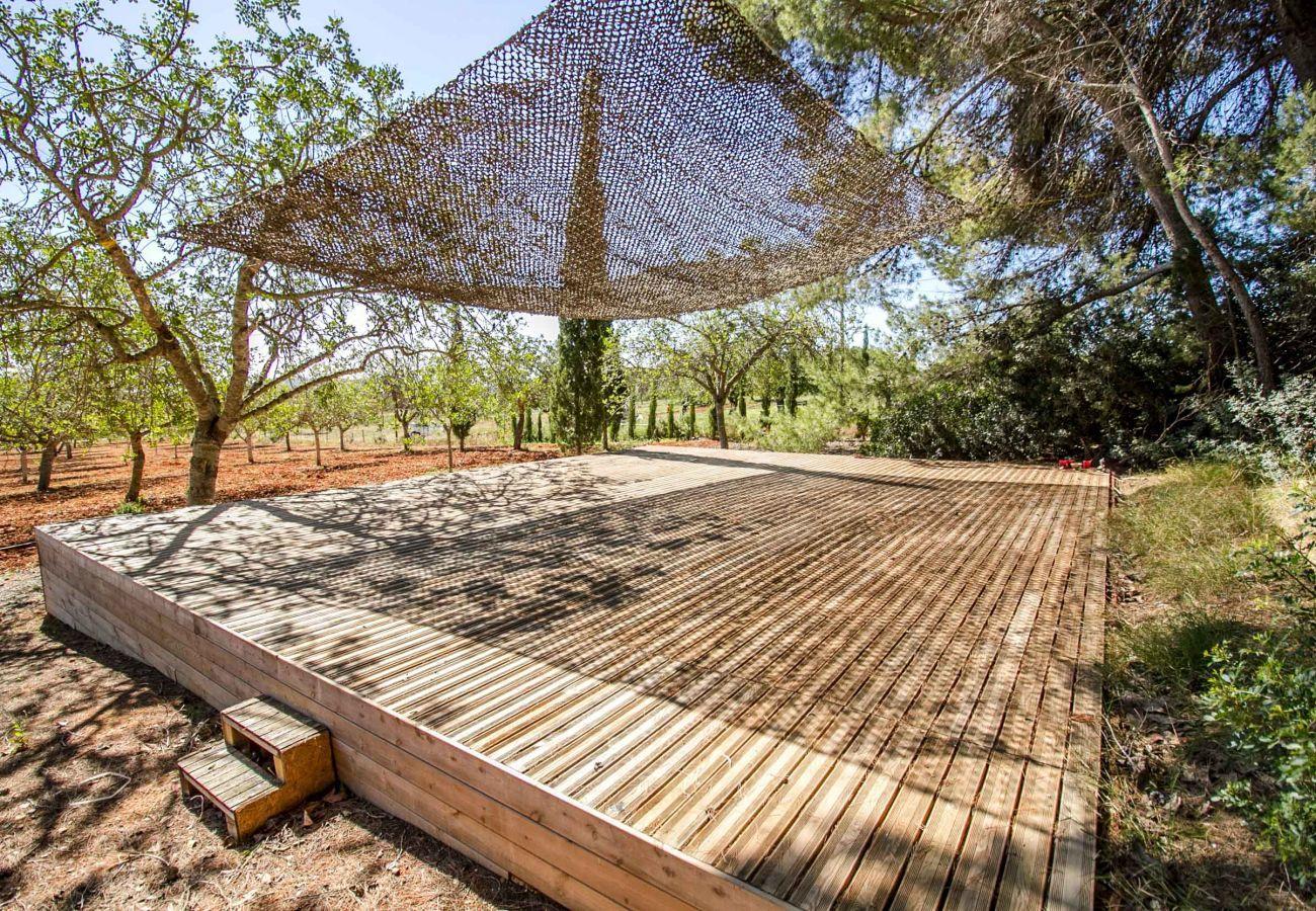 Gîte Rural à Santa Gertrudis - VILLA TAMHASS