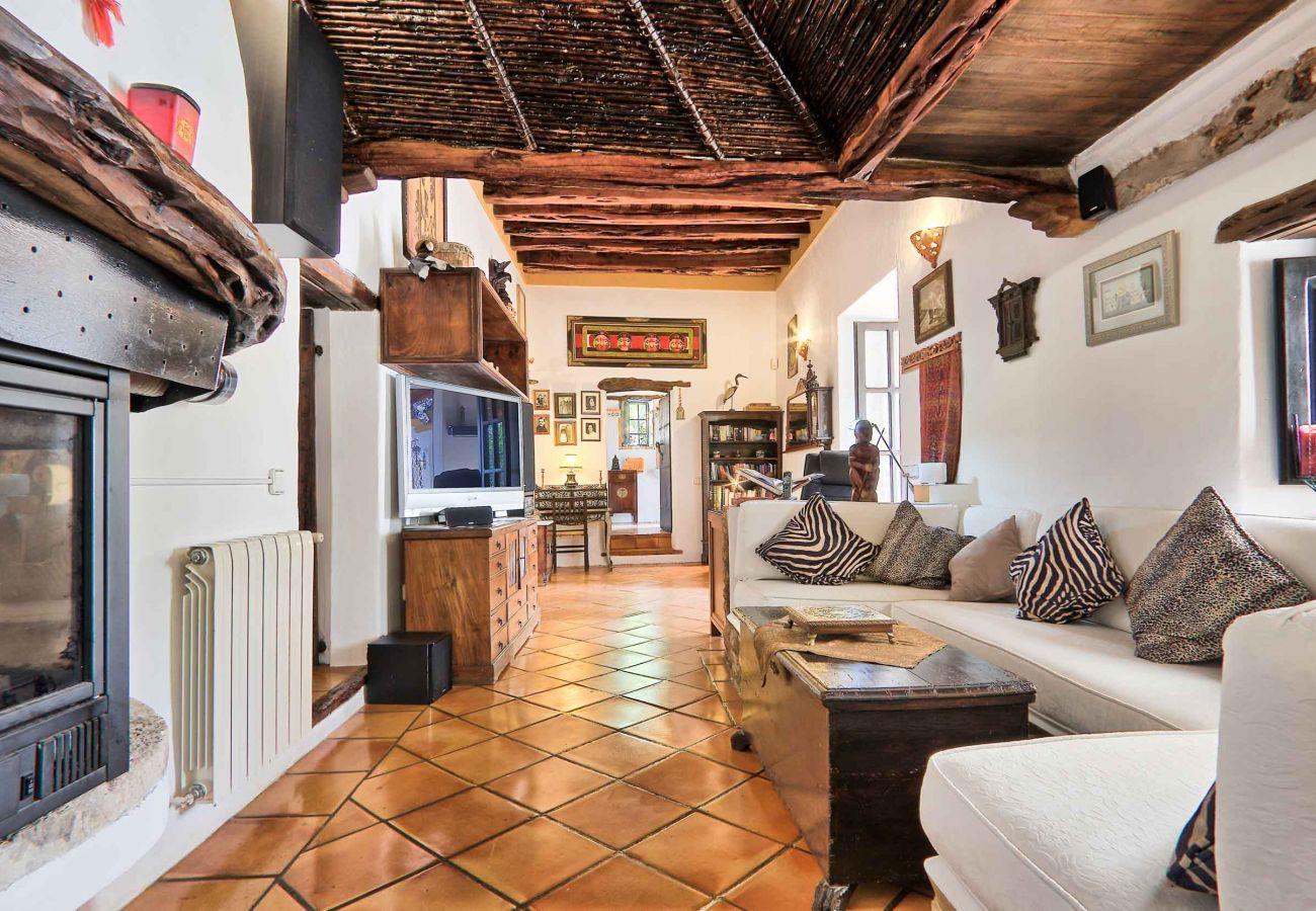 Gîte Rural à San Miguel/ Sant Miquel de Balansat - VILLA SAN MIGUEL