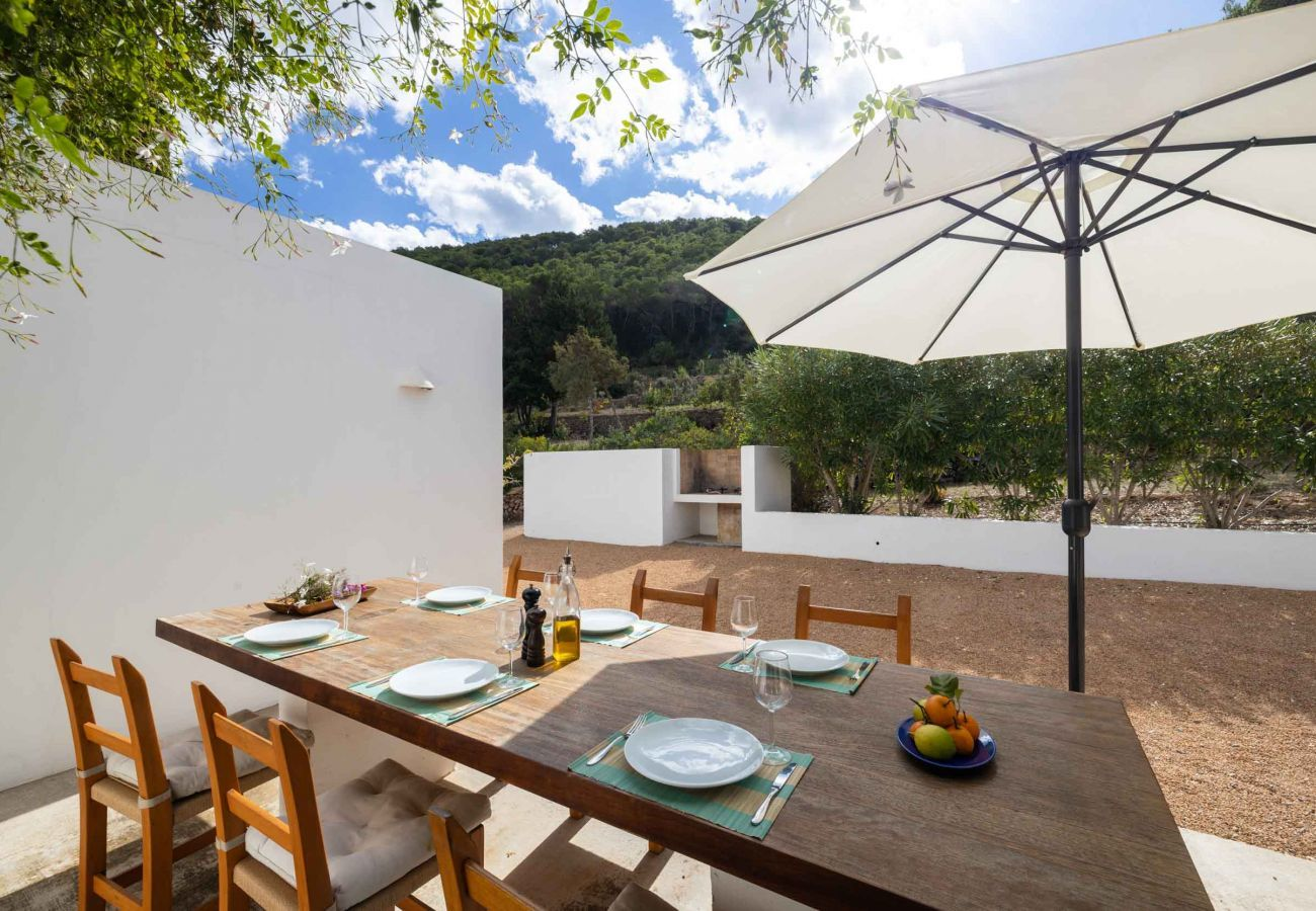 Villa à San Carlos/ Sant Carles de Peralta - VILLA LANDSCAPE