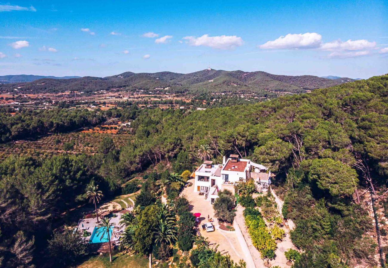 Villa à Santa Eulalia des Riu - VILLA ALOE VALLEY
