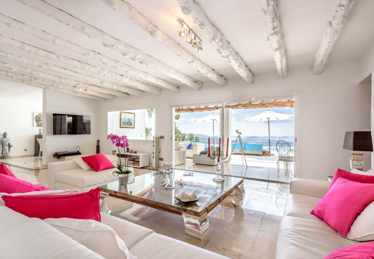 Villa à Es Cubells - VILLA ROSEMARY