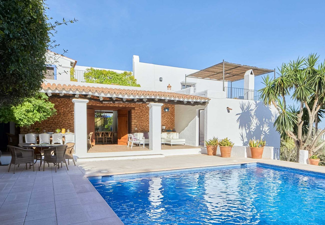 Villa à Ibiza - VILLA ELBA