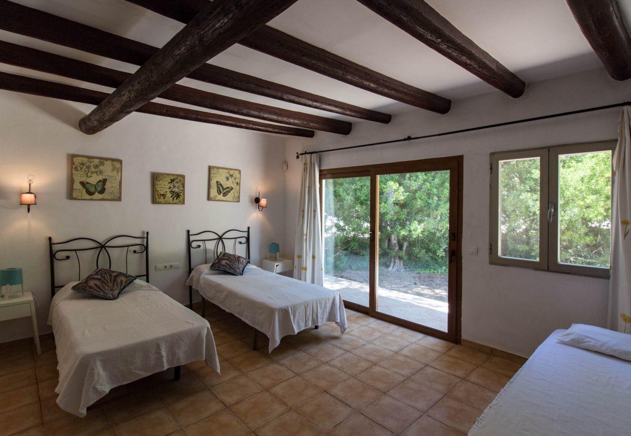 Villa à Sant Jordi de Ses Salines - CANA ESMERALDA