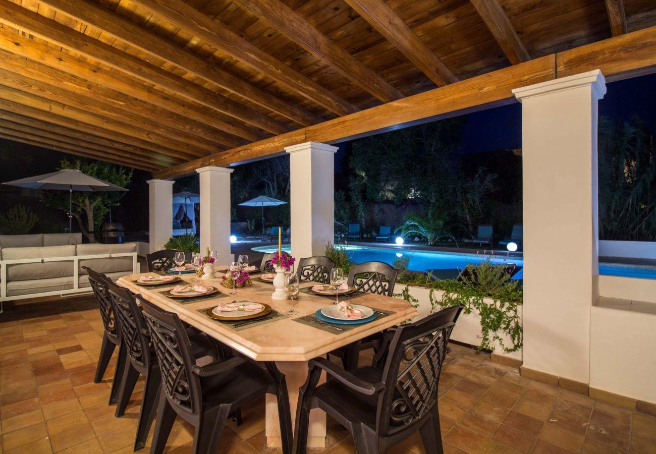Villa à Nuestra Sra de Jesus - VILLA ALBALADEJO