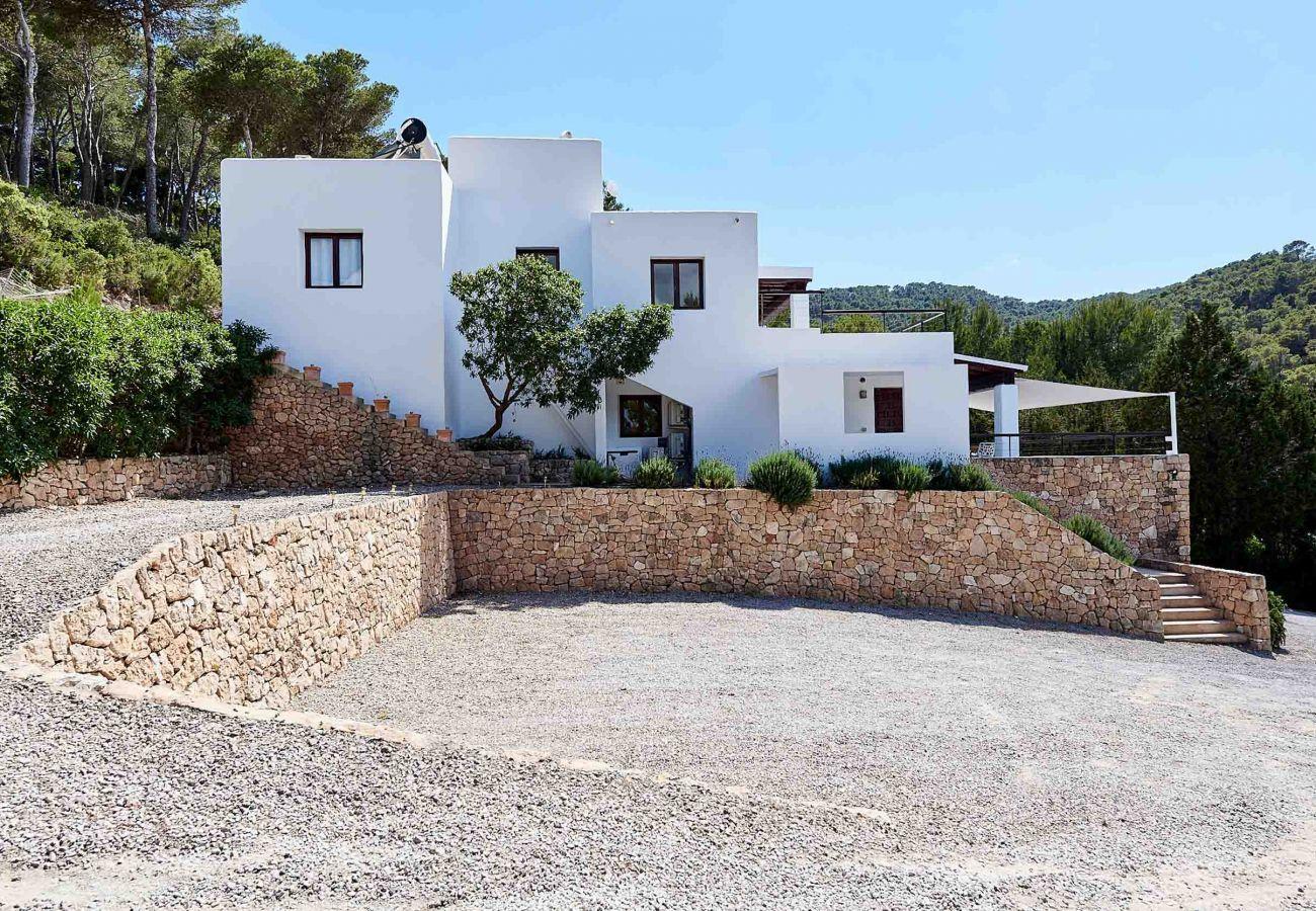 Villa à Sant Josep de Sa Talaia - VILLA CRYPTO